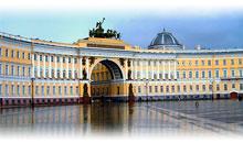 RUSIA IMPERIAL (Avión San Petersburgo-Moscú)