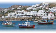 Grecia: MYKONOS