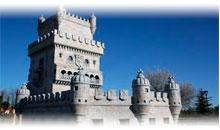 LISBOA, MADRID, PARIS Y BENELUX