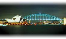 CONTRASTES DE AUSTRALIA