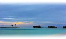 MALDIVAS: HOTEL ATMOSPHERE KANIFUSHI (Sunset Pool Villa)
