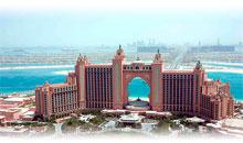 Circuito DUBAI EM ATLANTIS THE PALM E ABU DHABI