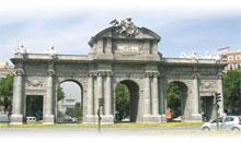 Circuito ROMA, ALPES, PARIS E MADRI