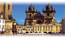 Circuito PRAGA E VIENA