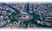 Circuito PARIS, BENELUX E ITÁLIA