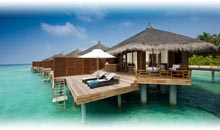 Circuito MALDIVAS: HOTEL KURAMATHI (Water Villa Jacuzzi)