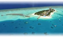 Circuito MALDIVAS: HOTEL VELASSARU (Deluxe Bungalow)