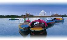 Circuito INDIA: TRIÂNGULO DOURADO E GANGES (com Guia Acompanhante em Português en Delhi, Jaipur y A