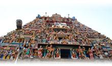 Circuito ÍNDIA DE NORTE AO SUL E BOMBAY  - Tour privado Sul do Índia