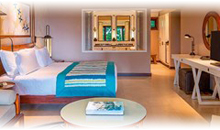 Circuito SEYCHELLES LUA DE MEL(Constance Lemuria Resort - Senior Suite)