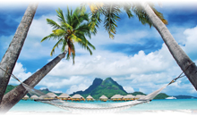 Circuito TAITI - MOOREA - BORA BORA (Htl Manava Beach - Overwater Bungalow + Maitai Bora Bora - Ove