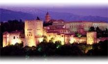 andalucia y costa mediteranea con barcelona