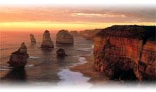 CONTRASTES DE AUSTRALIA CON MELBOURNE