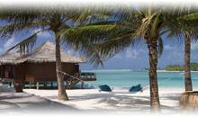 maldivas luna de miel: hotel anantara veli (deluxe overwater bungalow)