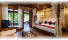 maldivas: hotel kuramathi (beach villa)