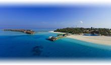 maldivas: hotel velassaru (deluxe bungalow)