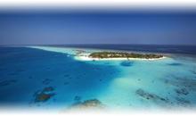 maldivas: hotel velassaru (water bungalow pool)