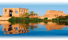 egipto con crucero 3 días en el nilo con alejandria (lujo plus)