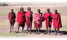 tanzania: safari karibu