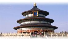 china: shanghai y beijing