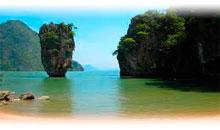 bangkok, camboya y phuket