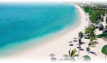 contrastes de dubai con mauricio (hotel long beach)