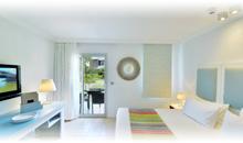 contrastes de dubai con isla mauricio luna de miel (hotel ambre resort & spa)