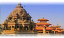 india y nepal: fuertes y templos (con guía acompañante en español en delhi, jaipur y agra)