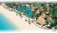 isla mauricio luna de miel: hotel la pirogue resort & spa (garden bungalow) (pc)