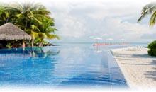 CONTRASTES DE DUBAI CON MALDIVAS (Hotel Kuramathi Island Resort)