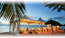 ISLA MAURICIO LUNA DE MIEL: HOTEL SUGAR BEACH GOLF & SPA RESORT (Villa Beach Front)