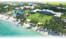 isla mauricio luna de miel: hotel sugar beach golf & spa resort (villa beach front) (ti)