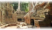 templos de tailandia y camboya