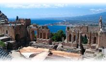 sicilia y costa napolitana