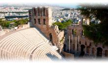 grecia clásica con santorini y creta
