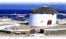 grecia milenaria con santorini y mykonos
