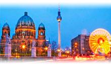 ciudades imperiales i y berlin (todo incluido)