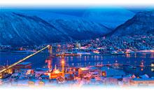 sol de medianoche, fiordos y capitales escandinavas