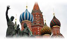 Circuitos por Rusia en Grupo