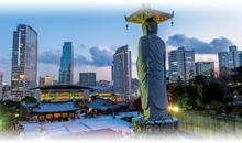 Paquetes a Corea del Sur desde Ciudad de México Economicos