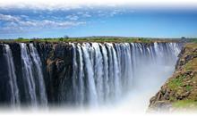 sudáfrica en reserva privada y cataratas victoria (zimbabwe)