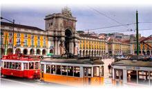 LISBOA, MADRI E ROMA (em Português)