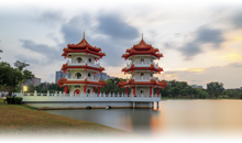 tailandia, singapur y bali