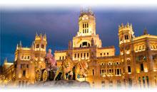 MADRID, PORTUGAL Y ANDALUCIA