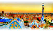 MADRID, PORTUGAL, ANDALUCIA Y CAPITALES MEDITERRANEAS