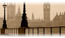 LONDRES, PAISES BAJOS, EL RHIN Y PARIS