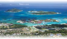 seychelles (double tree by hilton allamanda - king deluxe ocean view)