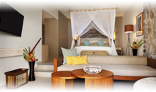 SEYCHELLES (Kempinski Resort- Hillview room)