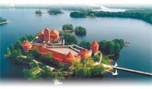 republicas balticas, capitales nordicas y fiordos