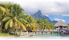 TAHITI - MOOREA - BORA BORA (Luxury Garden Bungalow en Moorea) (MP)